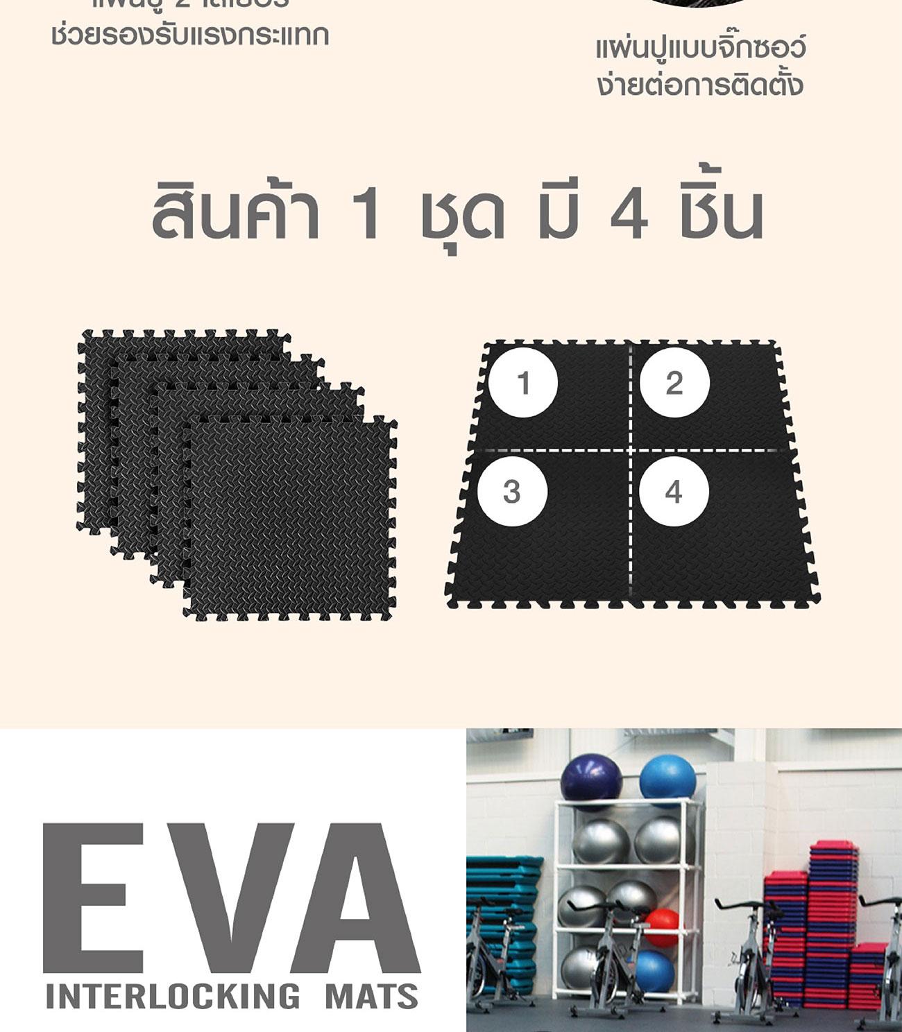 Eva Interlocking mats