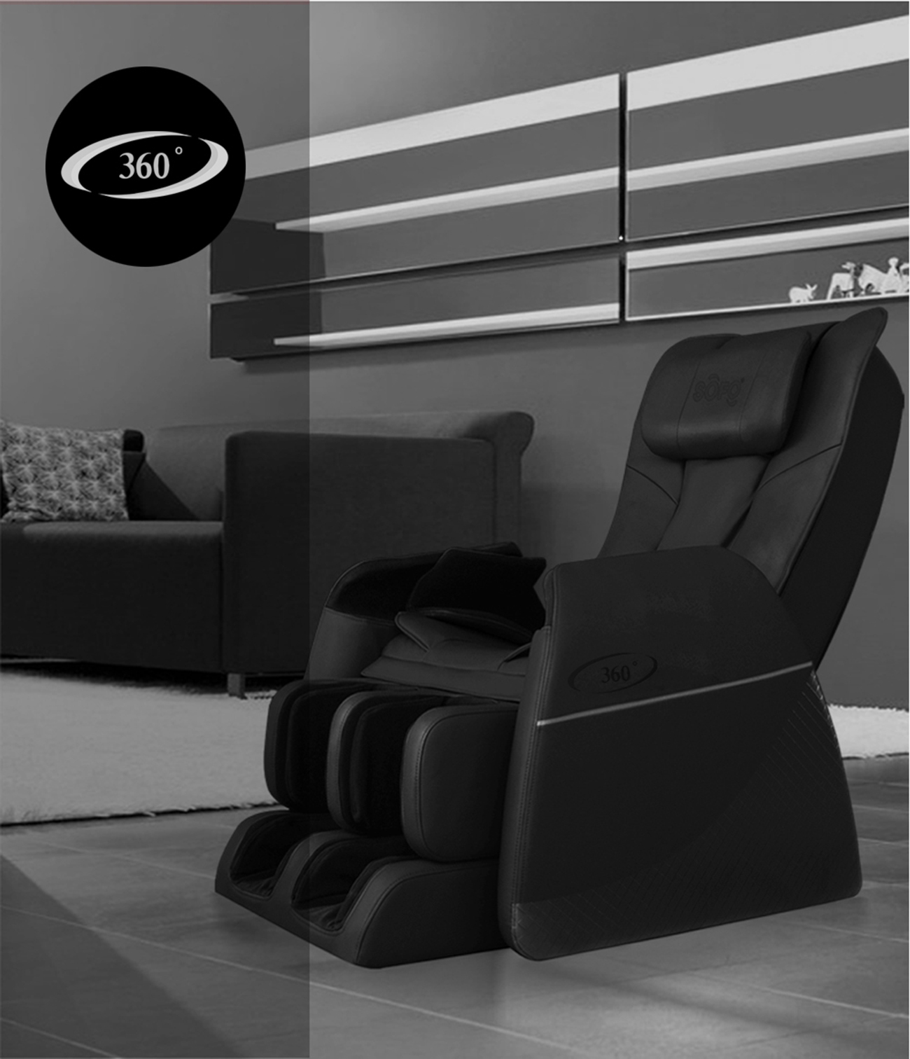 MASSAGE CHAIR C CURVE รุ่น SF-750