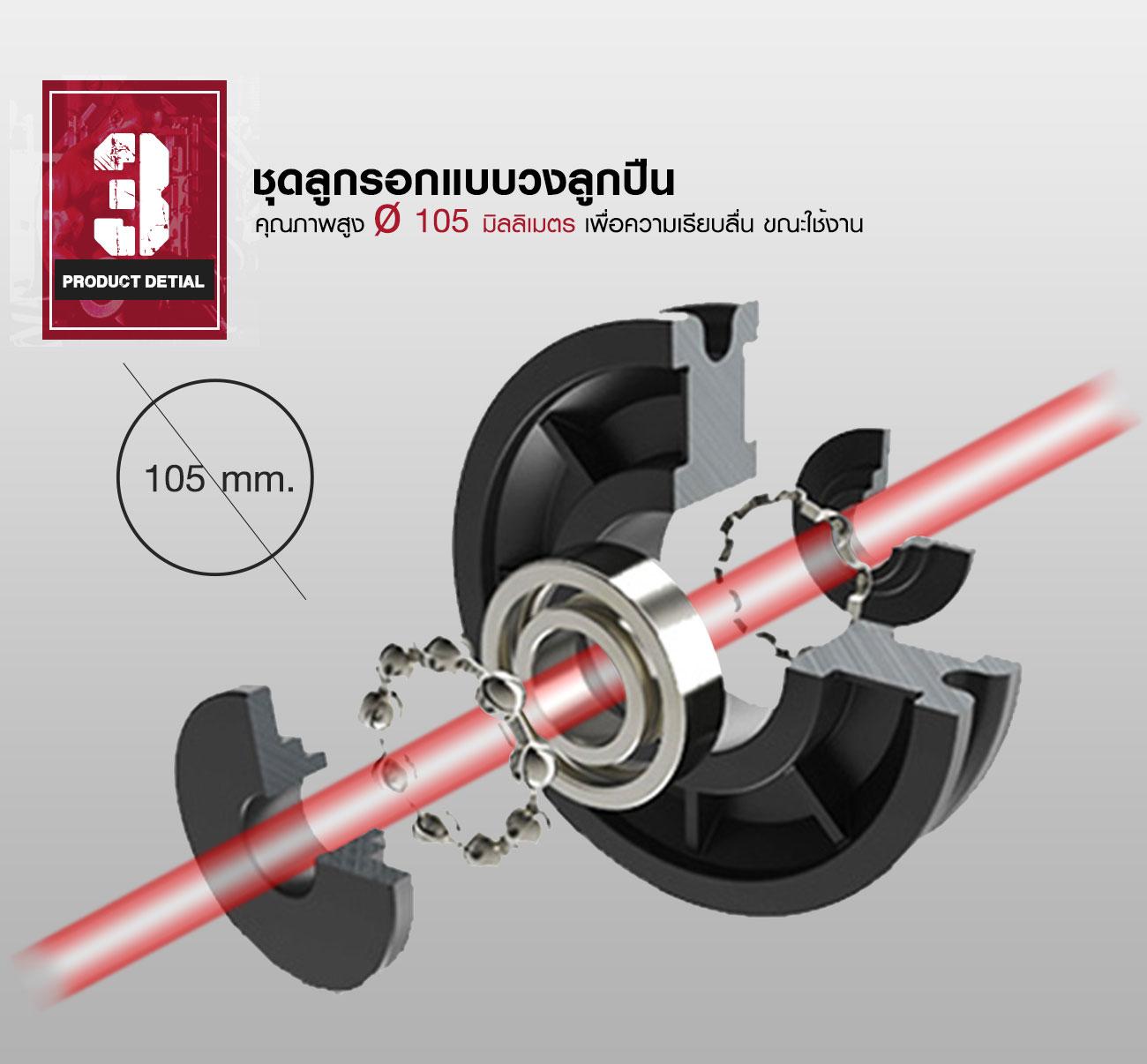 360 Ongsa Fitness Shoulder Press