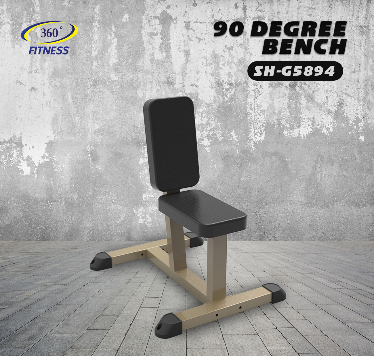 90-Degree Bench (SH-G5894)
