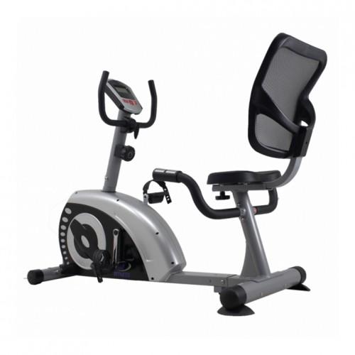 จักรยานออกกำลังกายแบบนั่งปั่นหรือเอนปั่น (Recumbent Bike) รุ่น K8716R