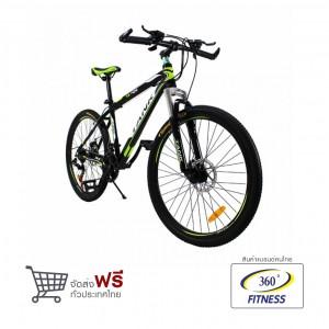 """จักรยานเสือภูเขา TANK 26"""" สีดำ-เขียว"""