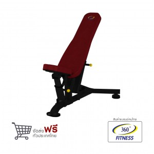 360 Ongsa Fitness MULTI-ADJUSTABLE BENCH