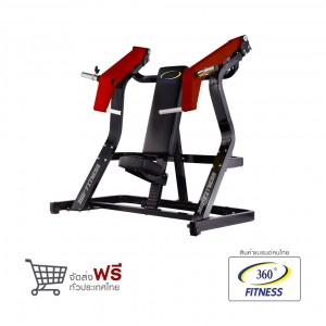 360 Ongsa Fitness Incline Chest Press