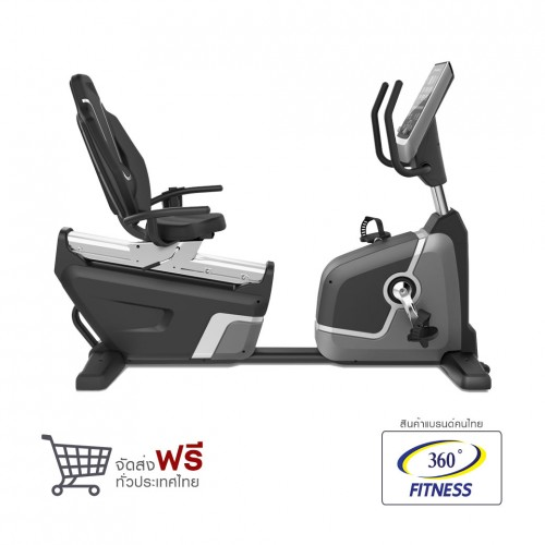 จักรยานนั่งปั่น Recumbent Electronic Bike R007G ( Flywheel 8 KG. )